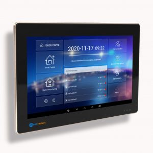 Video door phone Android based 10inch Side is smart CBNET SVDP01
